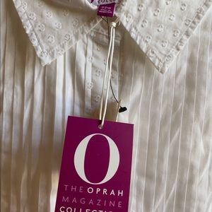 Talbots Blouse Oprah Collection 22w NWT!